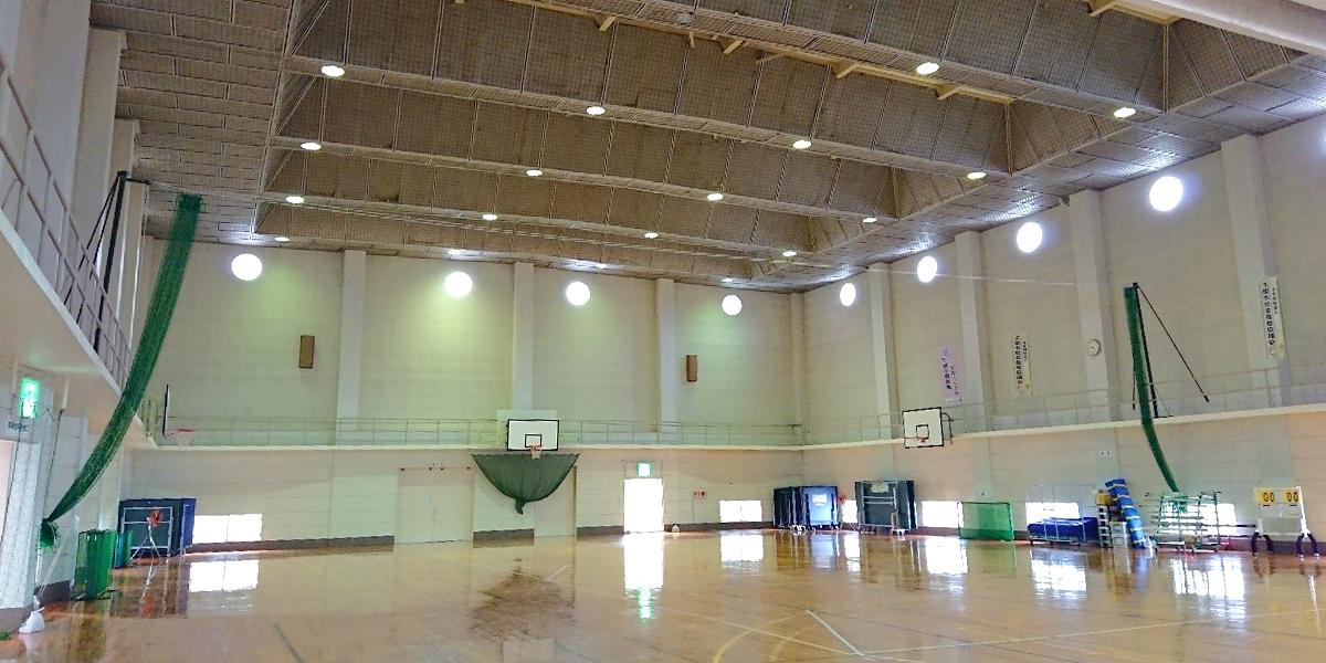 下関市障害者スポーツセンター 施設利用案内