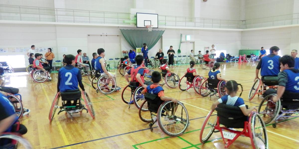 下関市障害者スポーツセンター お知らせ